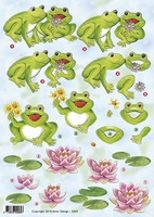 VB2569 Frogs