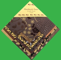 Handmade Paper Brown