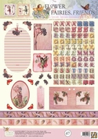 SPECFF47 Flower Fairies ABC Studio Light