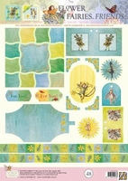 SPECFF48 Flower Fairies Elfjes  Studio Light