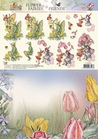 COMBIFF44 Flower Fairies Studio Light