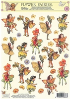 3DMINIFF04 Studio Light Flower Fairies 04 Mini