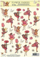 3DMINIFF01 Studio Light Flower Fairies 01 Mini