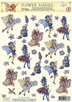3DMINIFF02 Studio Light Flower Fairies 02 Mini