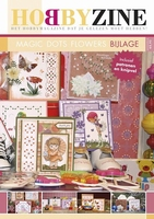 HZBIJMAGIC HobbyZine Bijlage Magic Dots Flowers